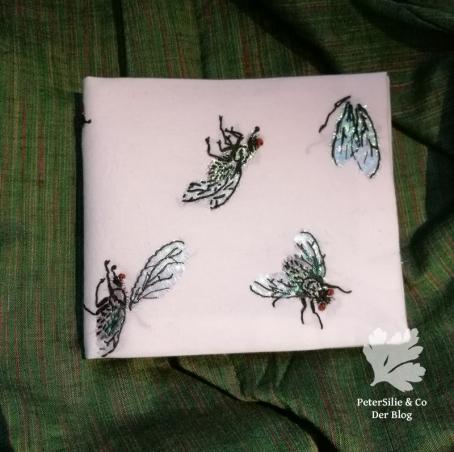 Fliegen Nadelbrief