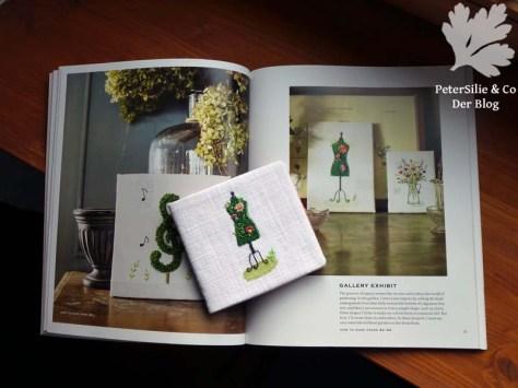 The Embroidered Garden Kazuko Aoki Roost Books