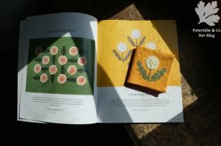 Stickerei Löwenzahn Einfach Sticken mit Applikationen Yumiko Higuchi Stiebner
