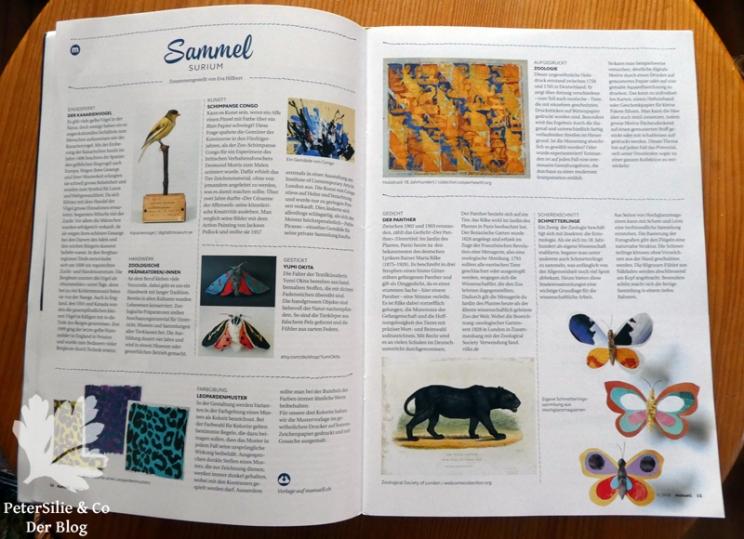Manuell Magazin für textiles und technisches Gestalten8