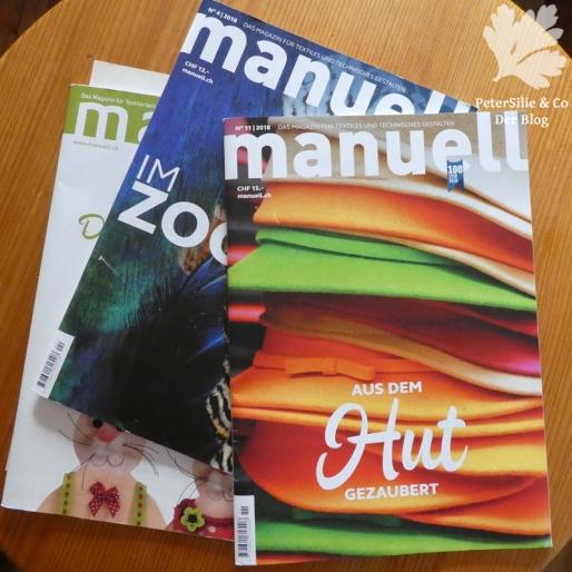 Manuell Magazin für textiles und technisches Gestalten5