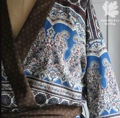 SO!Kimono indien
