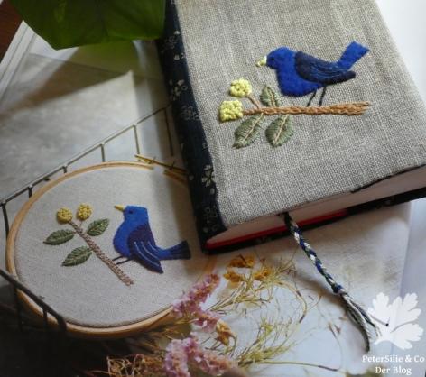 Blauer Vogel3