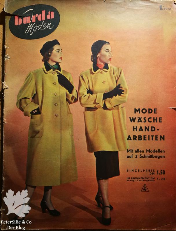 burda moden 1 1951