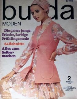 burda moden 2 1970