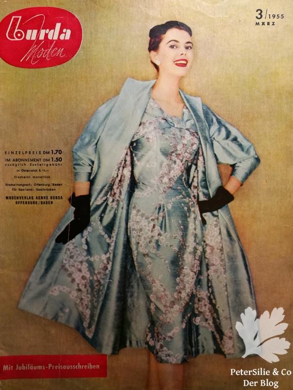 burda moden 3 1955
