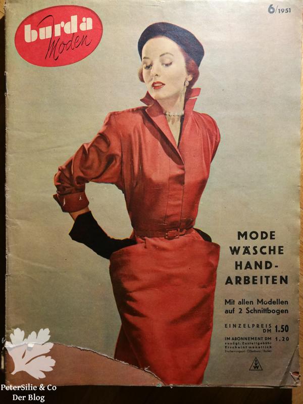 Burda Moden 6 1951 Cover