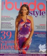 burda style 7 2013