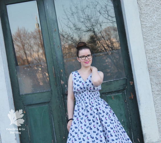 Popover Dress Gertie 1