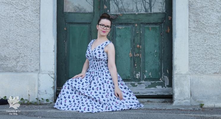 Popover Dress Gertie