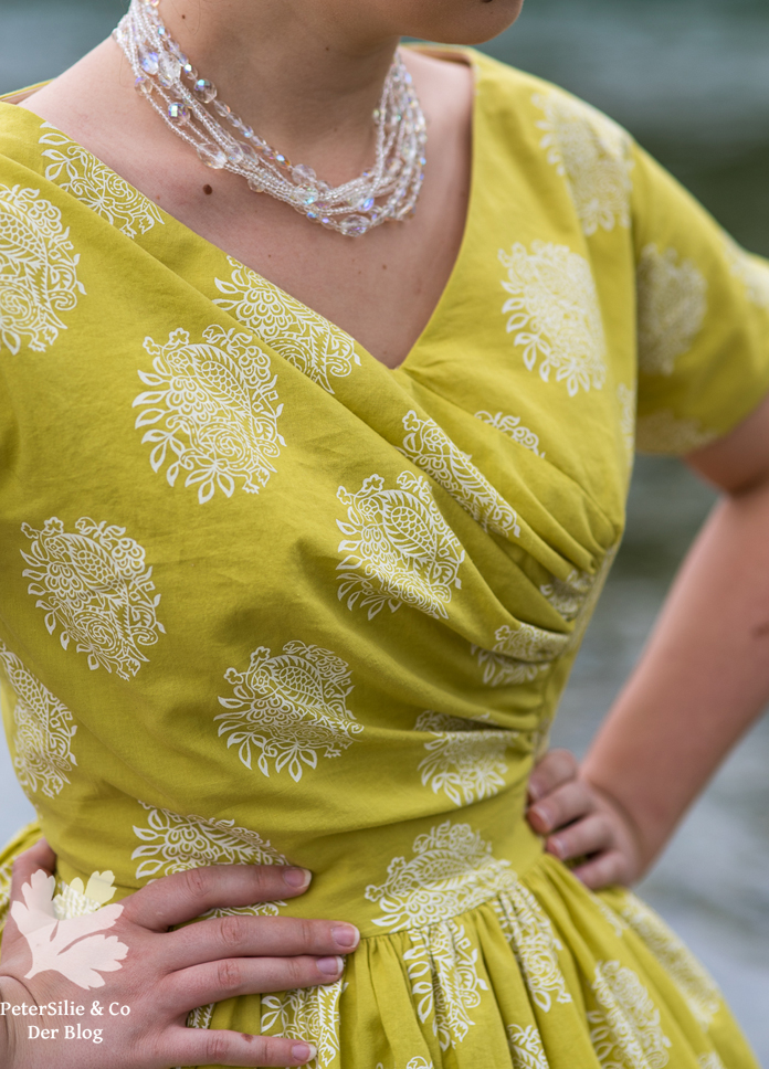 Vintage sewing nähen Blog DIY Karlotta Pink Gloria Weltmode