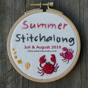 Summer Stitch Along klein