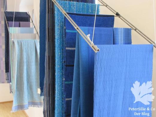 Haslach Webermarkt Ausstellung Das unendliche Blau 2018