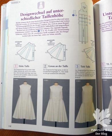 Kleider Grundschnittvariationen