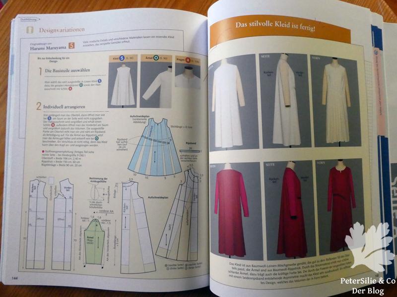 Kleider Grundschnittvariationen16