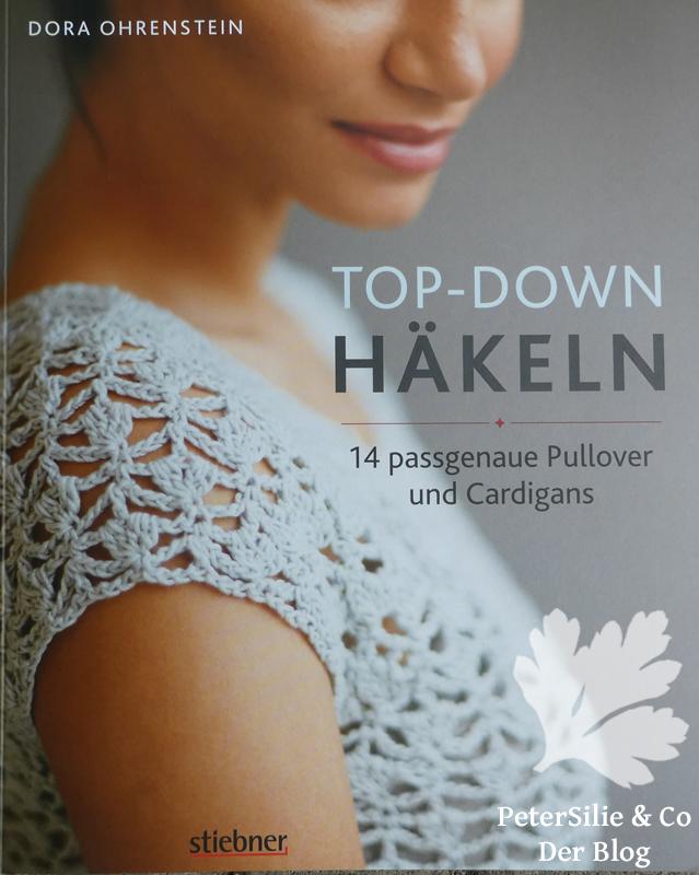 Top down häkeln Dora Ohrenstein Stiebner