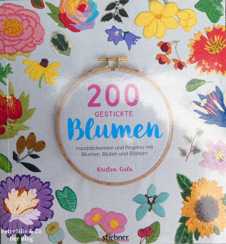 200 gestickte Blumen Christen Gula Stiebner