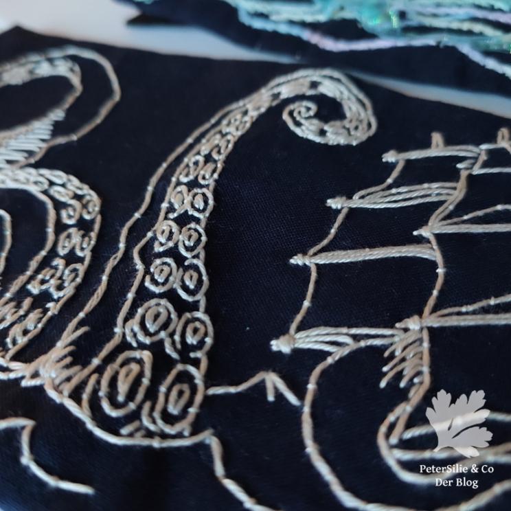 Krake Detail