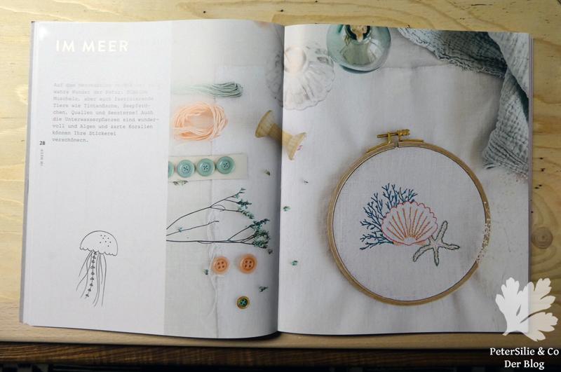 Mein großes Buch der Stickmotive von Lucile trichet Meer