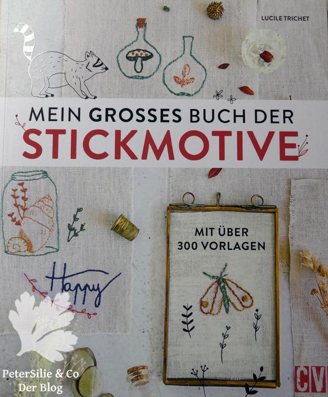 Mein großes Buch der Stickmotive Lucile Trichet CV