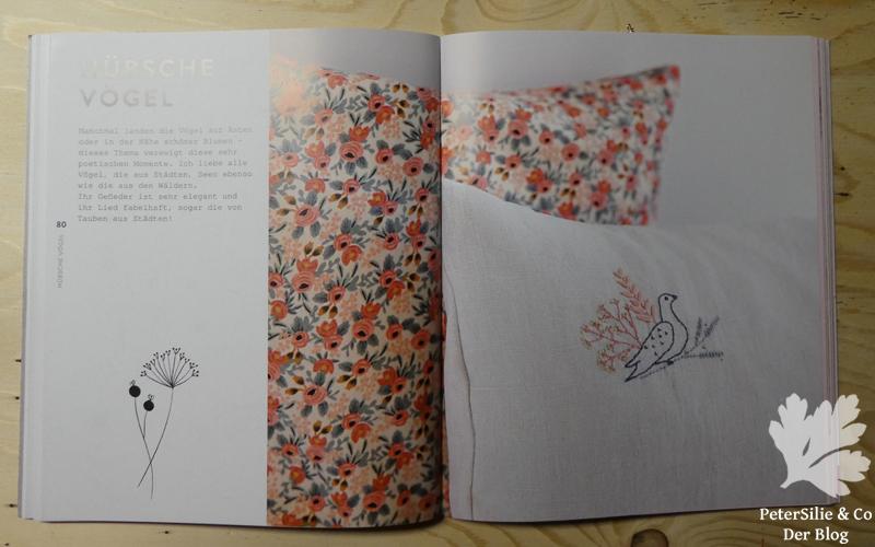 Mein großes Buch der Stickmotive Lucile Trichet