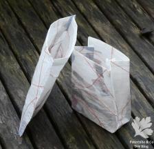 Stoffspielereien Nähen auf Papier13