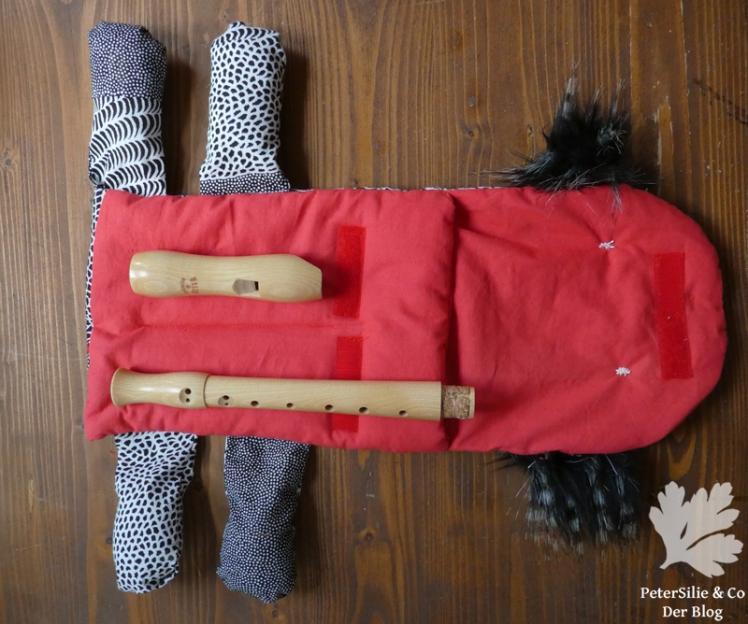 Flötentasche Aborigine Karlotta Pink4