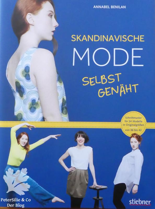Skandinavische Mode selbst genäht Annabel Benilan