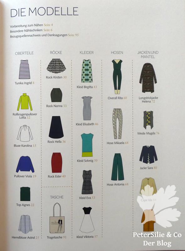 Skandinavische Mode selbstgenäht Annabel Benilan Stiebner