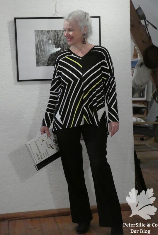 Shirt Olivia So!Pattern Jersey MyTex