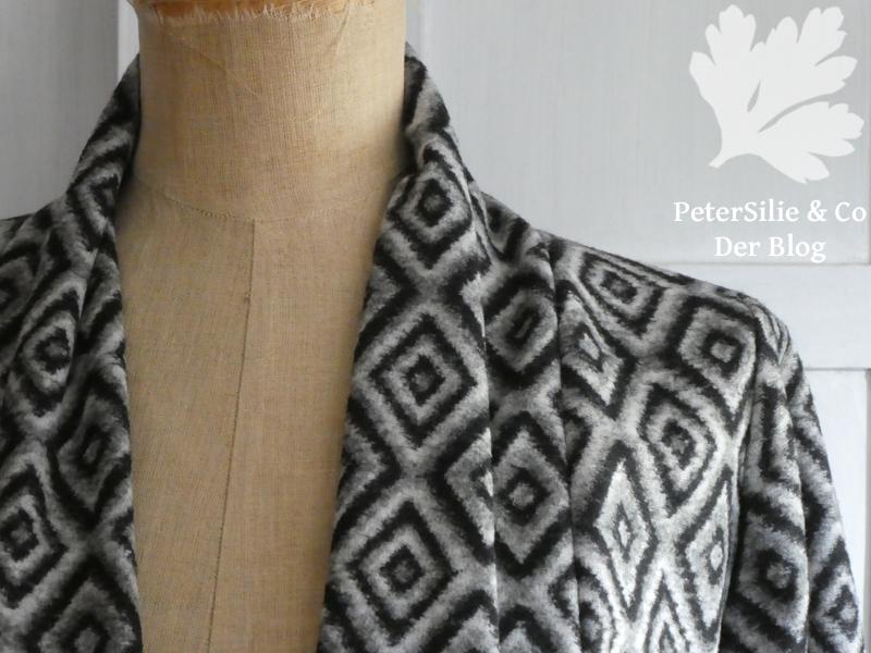 Jacke Dora so!pattern