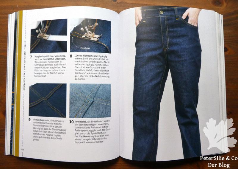 Jeans nähen Johanna Lundström Stiebner Verlag